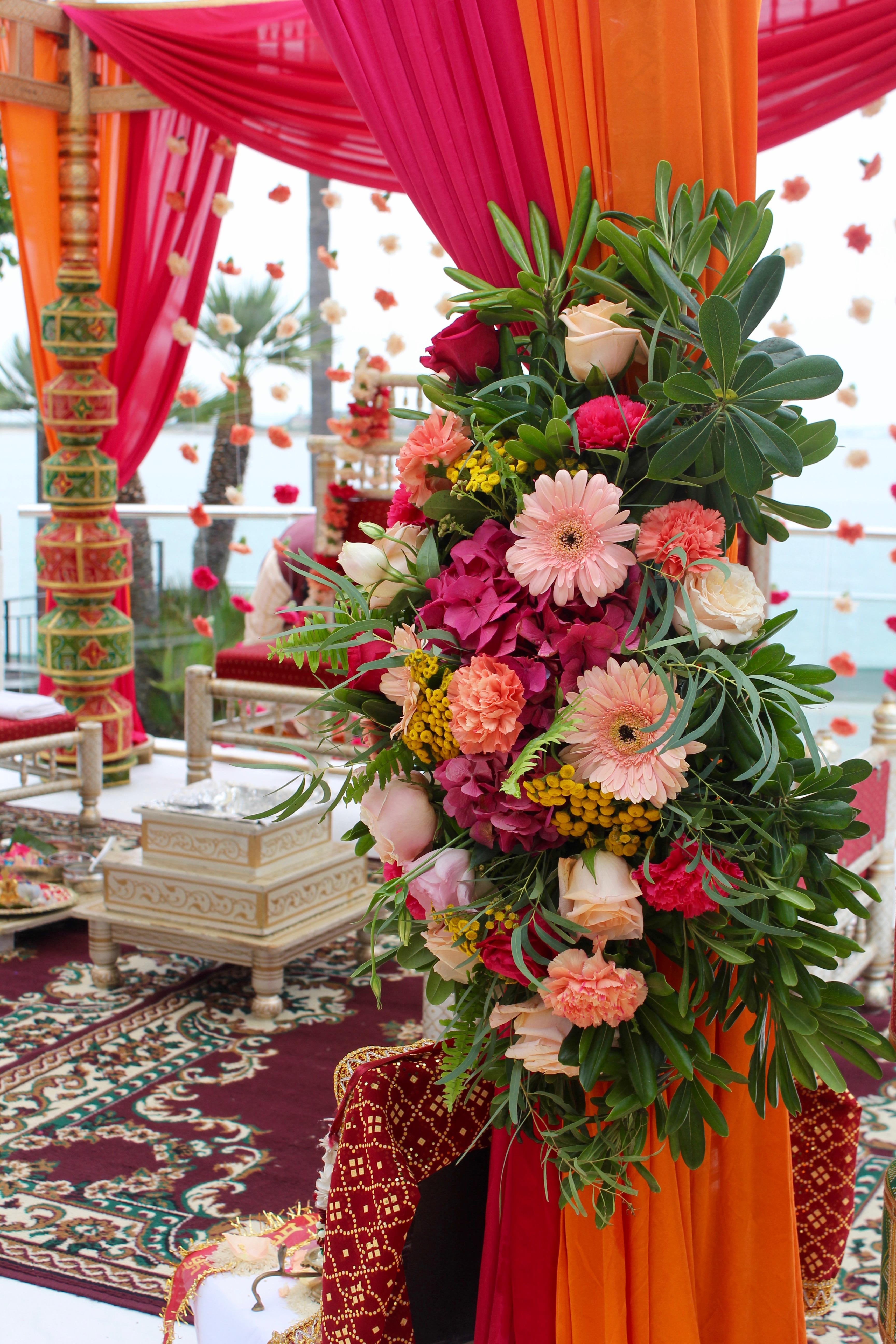 Indian Wedding Celebration at Loews Coronado