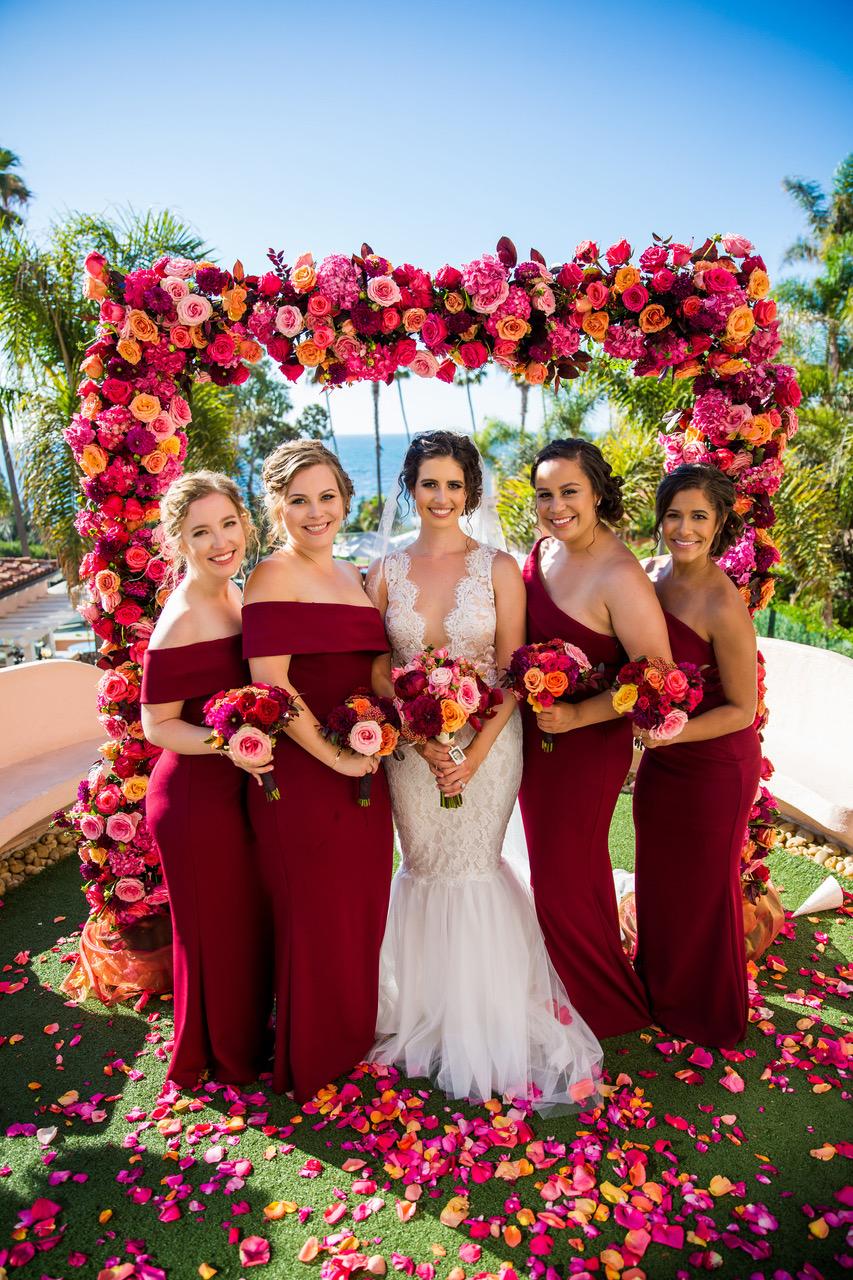 Gabriella & Trevor La Jolla Wedding
