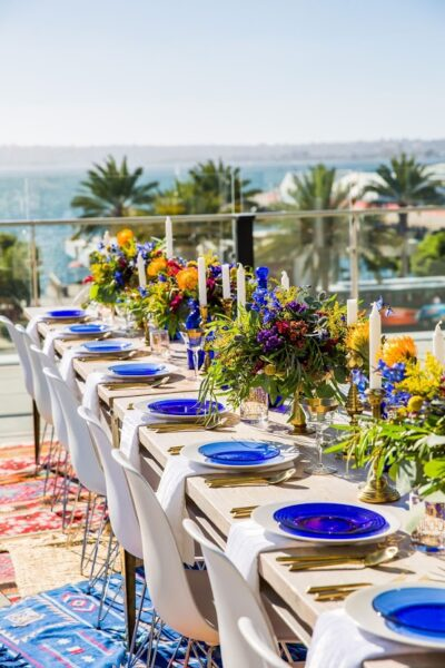 Intercontinental San Diego Styled Shoot