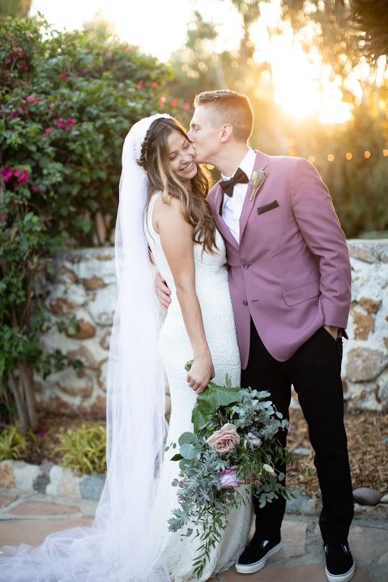 Anna & Luca's September Wedding