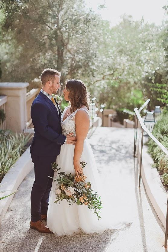 Courtney & Justin Fall Wedding